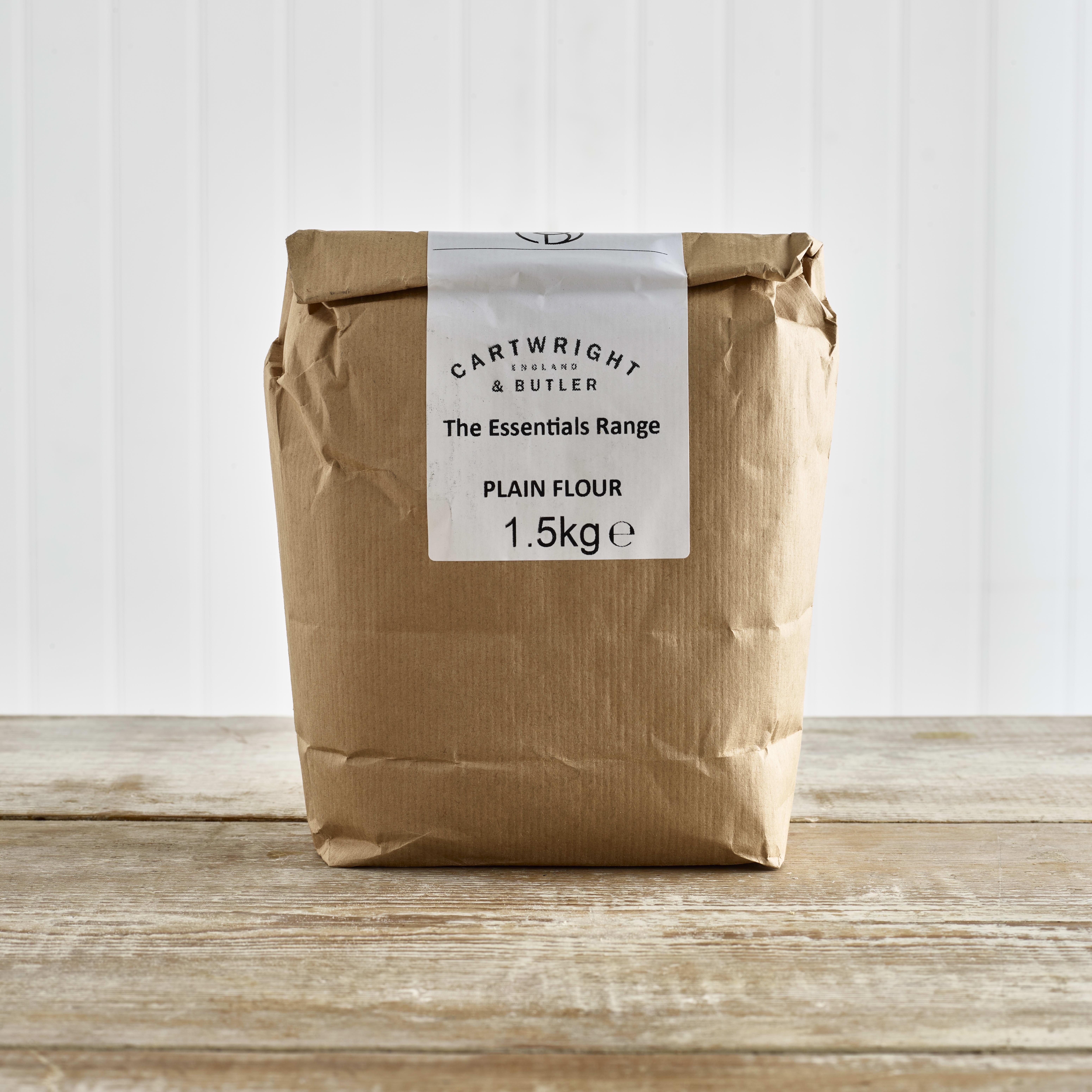 Cartwright & Butler Plain Flour, 1.5kg