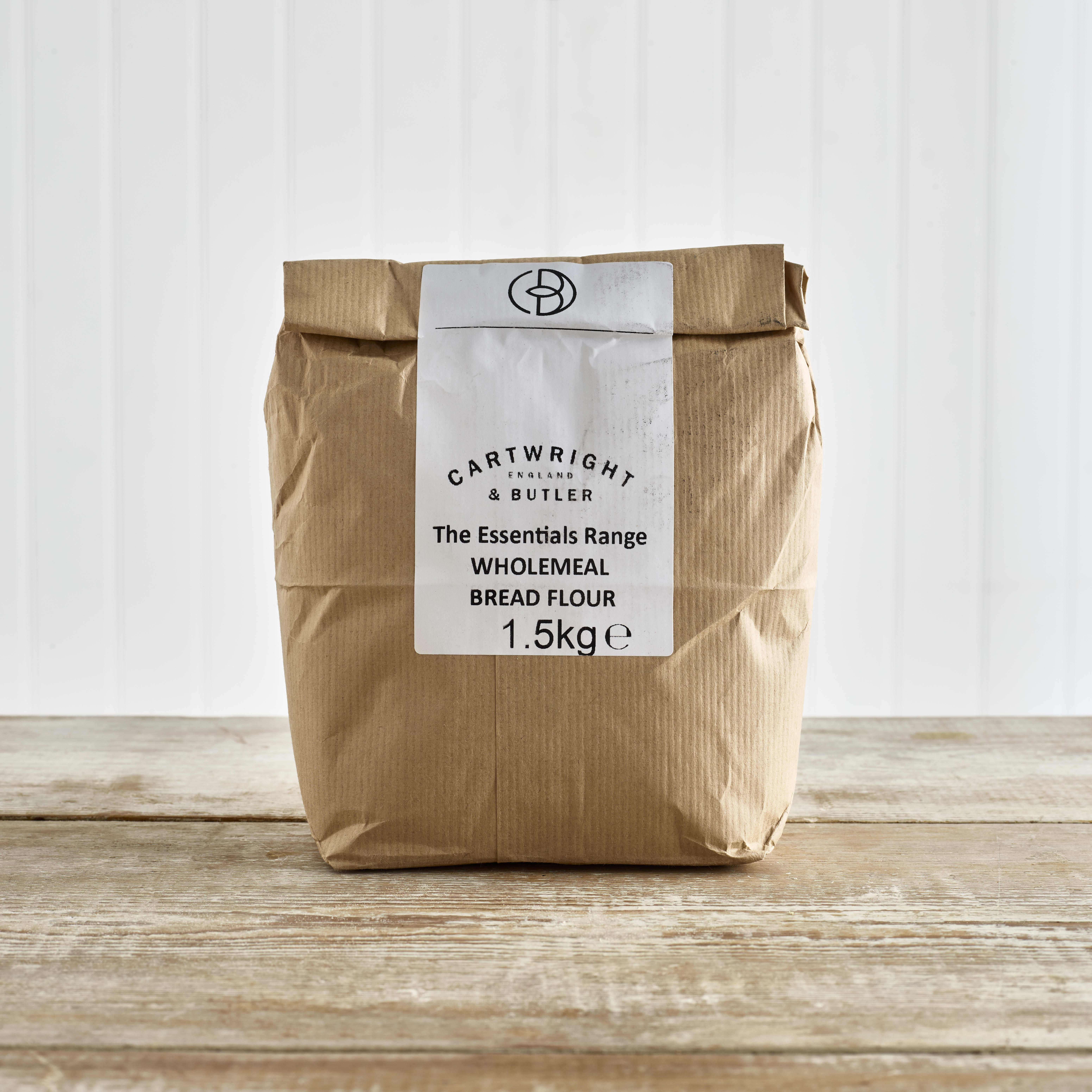 Cartwright & Butler Wholemeal Flour, 1.5kg
