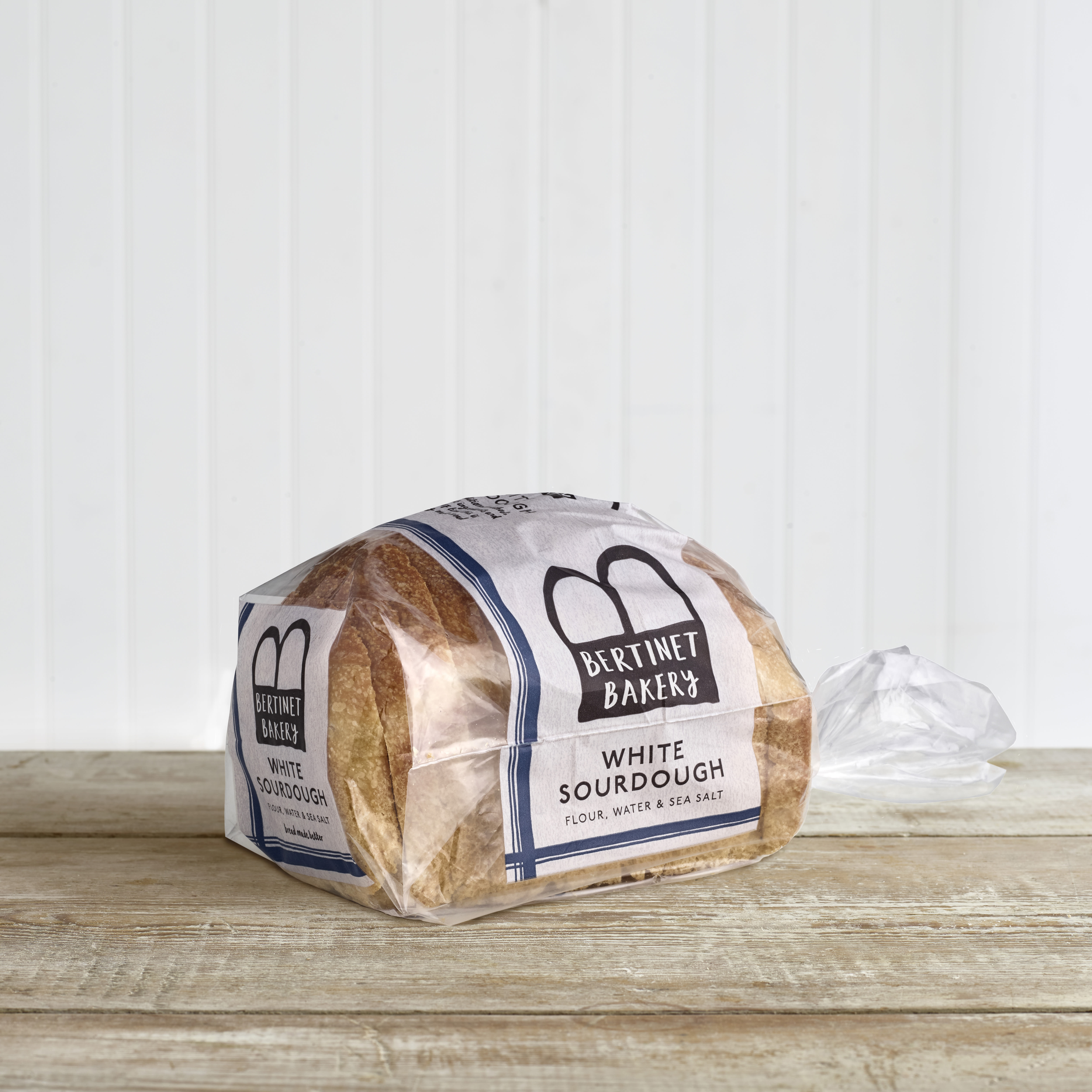Bertinet Bakery White Sourdough, 500g