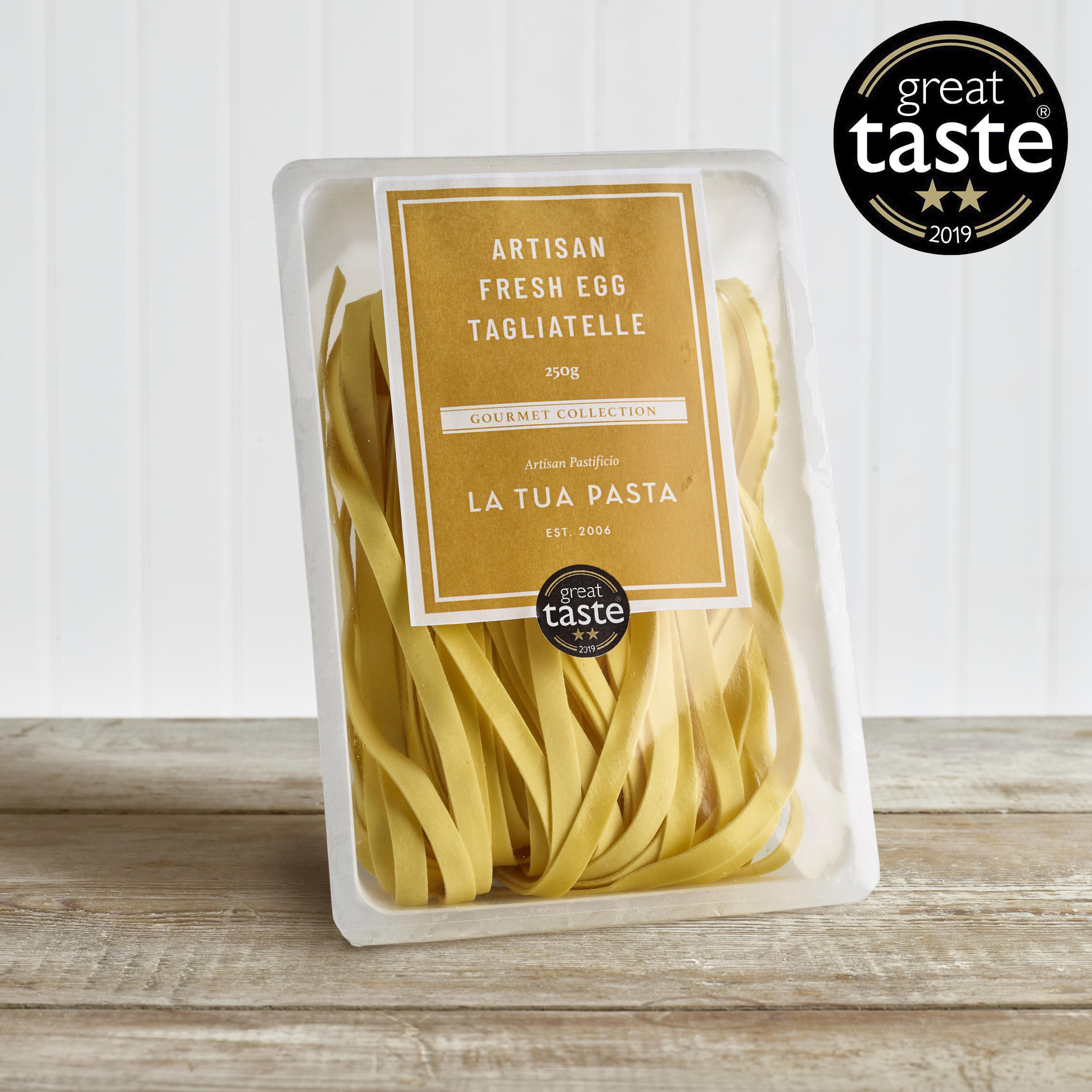 La Tua Pasta Fresh Tagliatelle, 250g