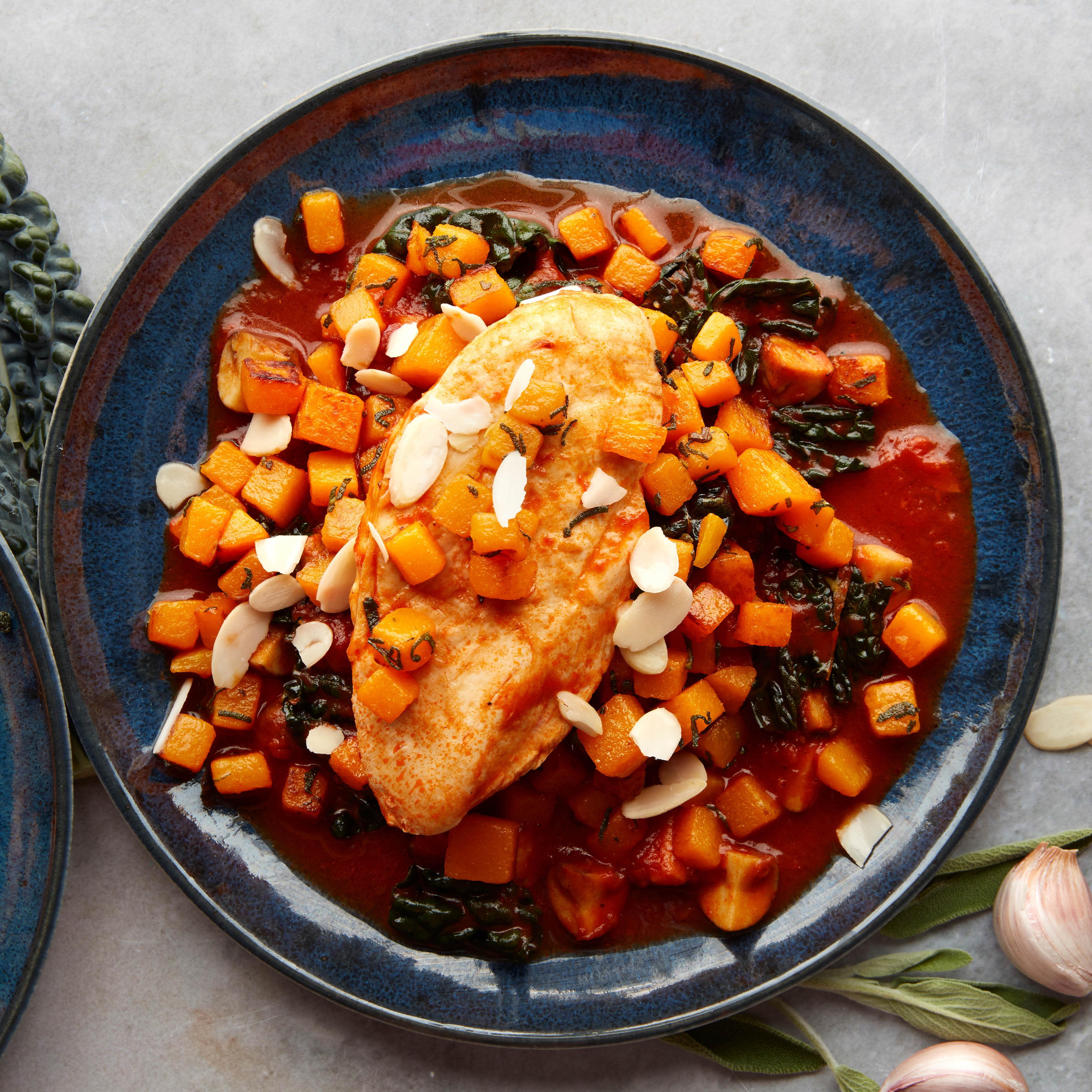 Mindful Chef Chicken Recipe Box, Serves 2