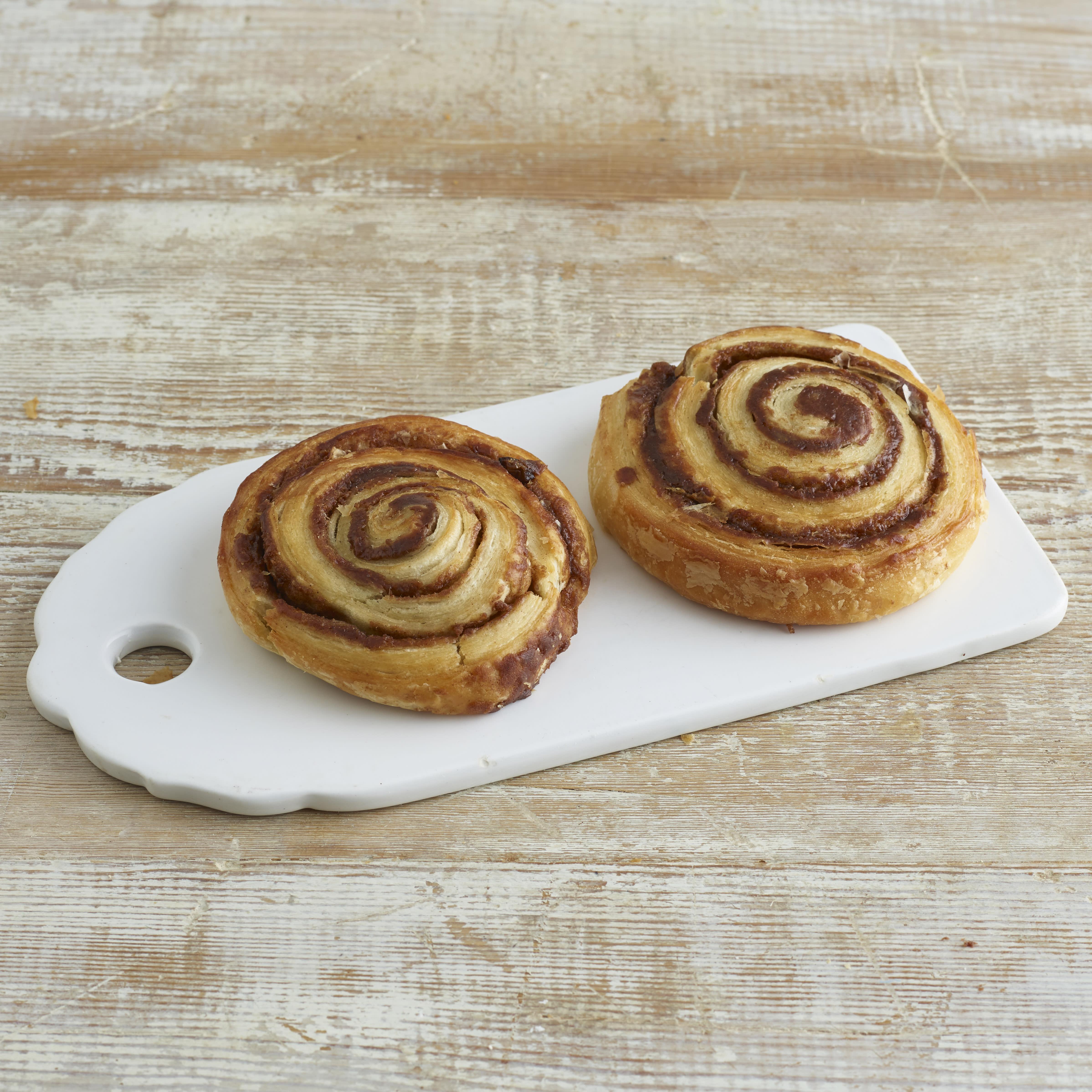 Artisan Bakery Cinnamon Roll, 2 x 60g