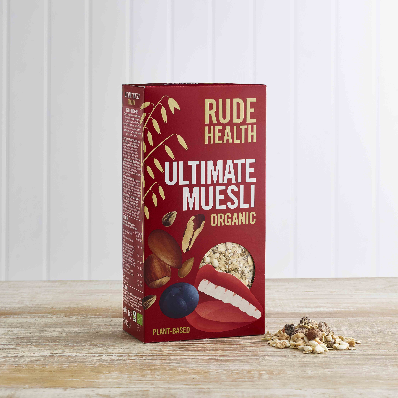 Rude Health Organic The Ultimate Muesli, 400g
