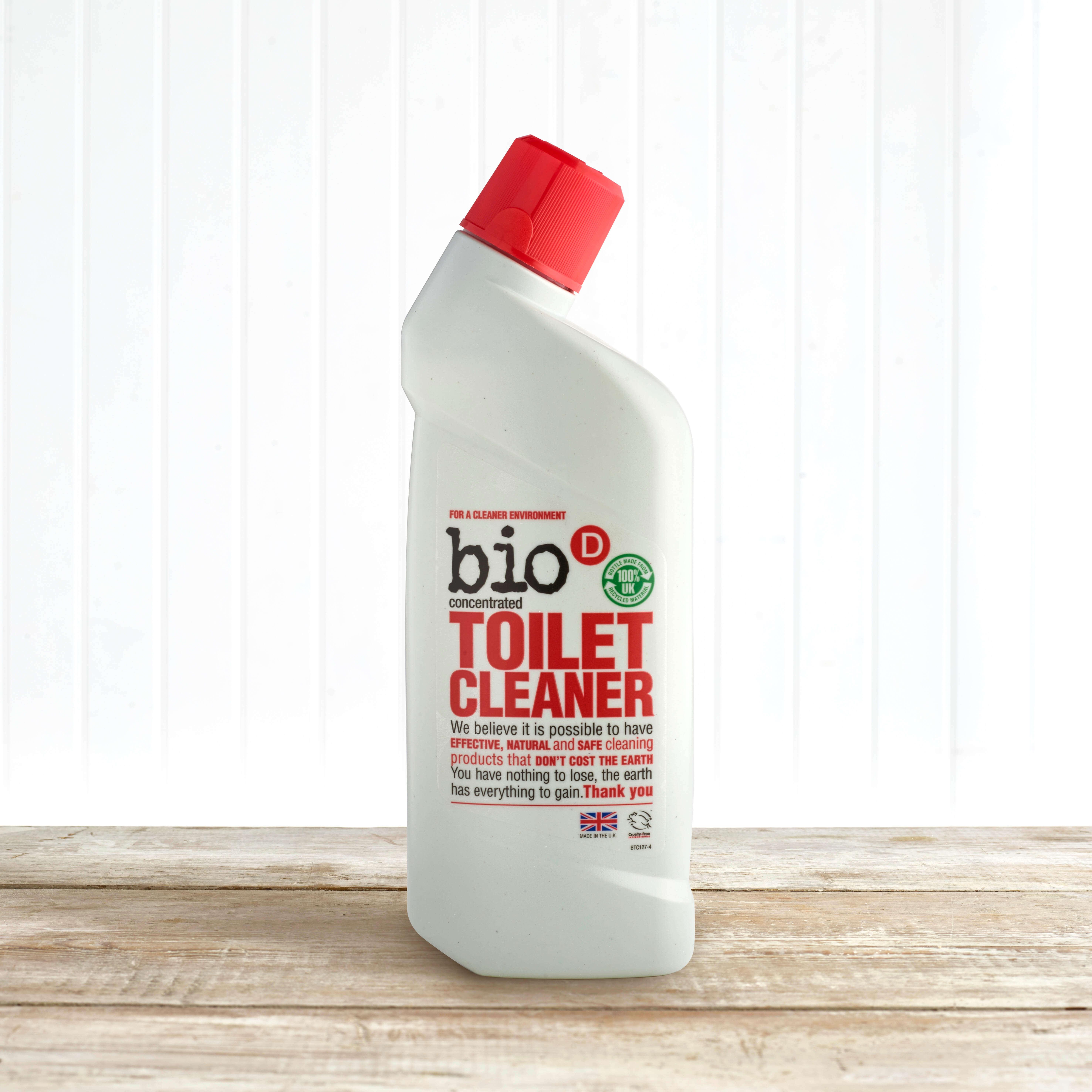 Bio-D Toilet Cleaner, 750ml