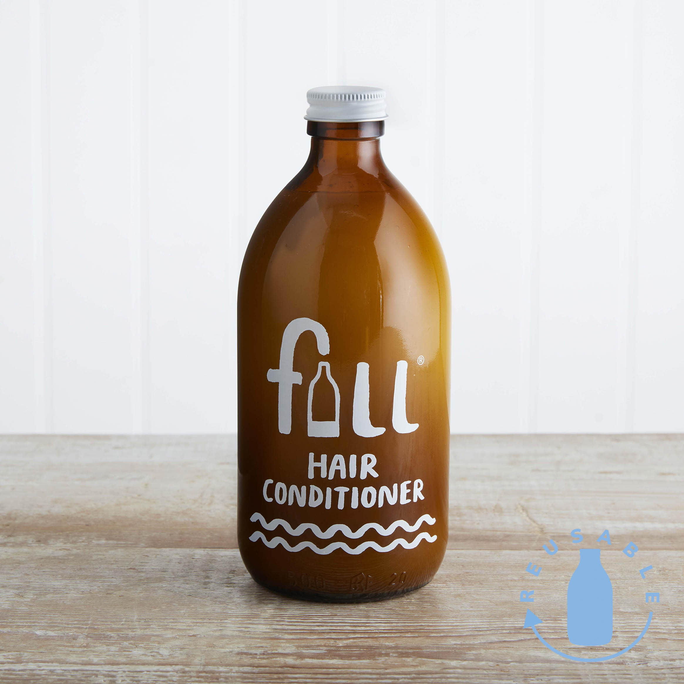 Fill Hair Conditioner in Glass, 500ml
