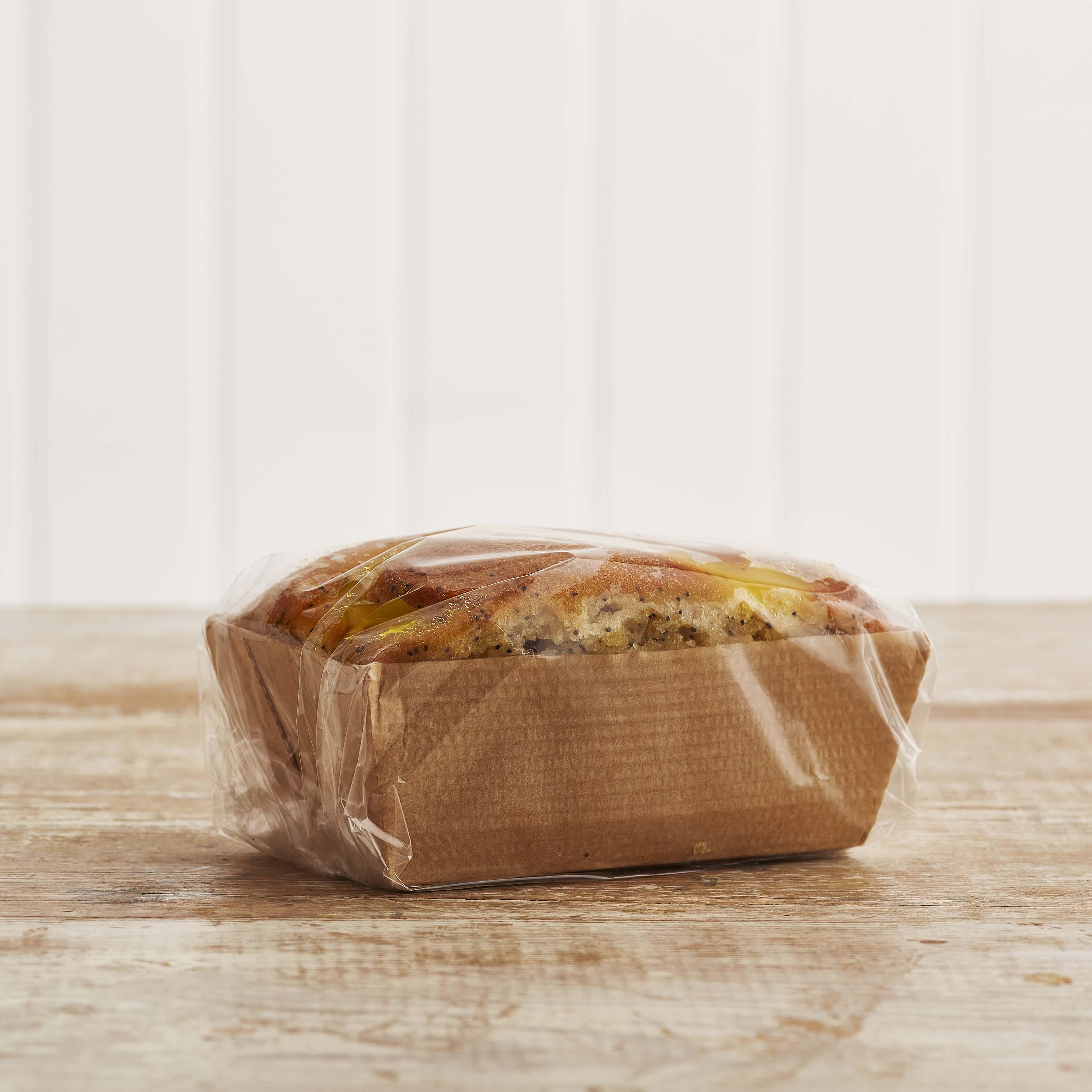 The Original Cake Company Lemon and Poppy Seed Sponge, 250g