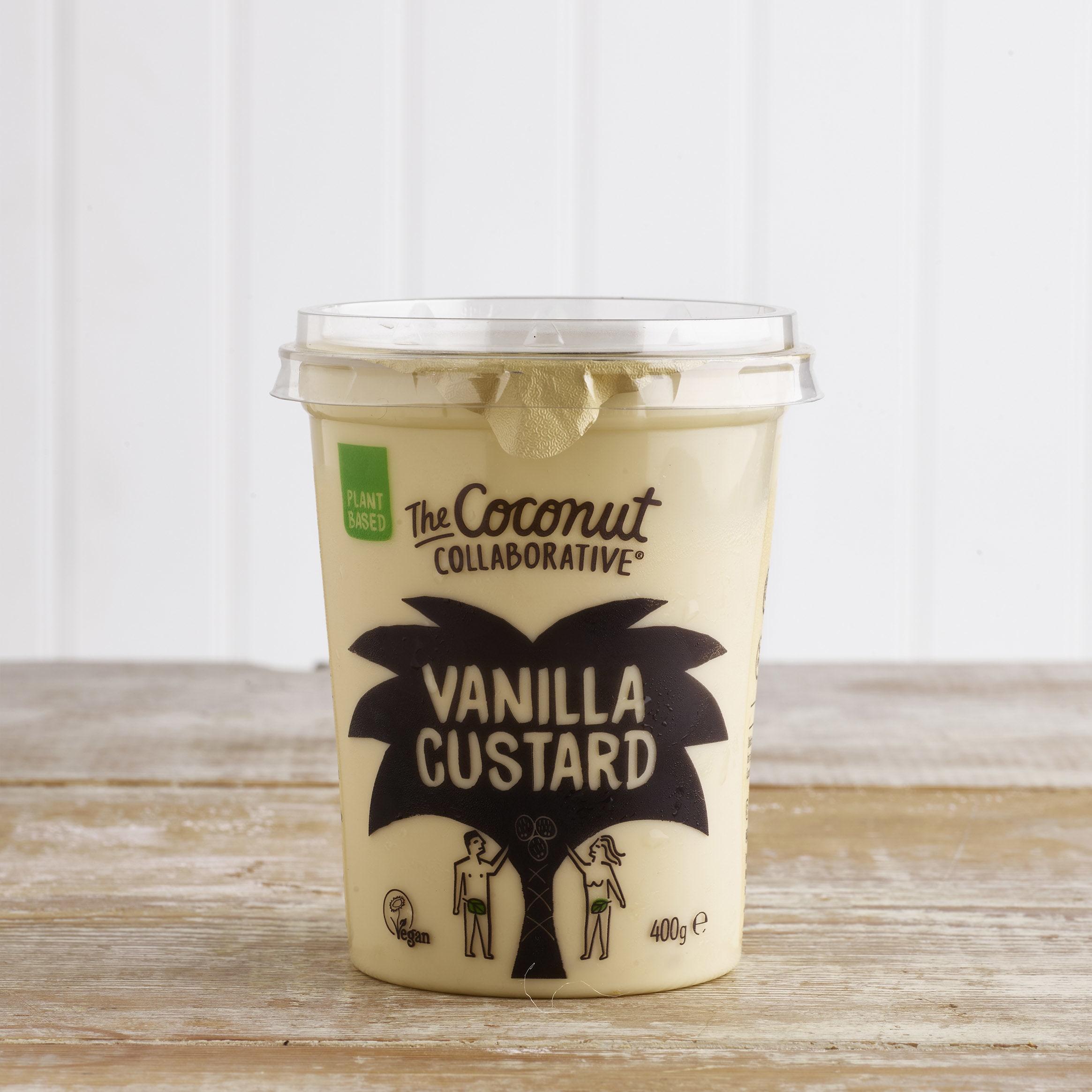 The Coconut Collaborative Vanilla Custard, 400g