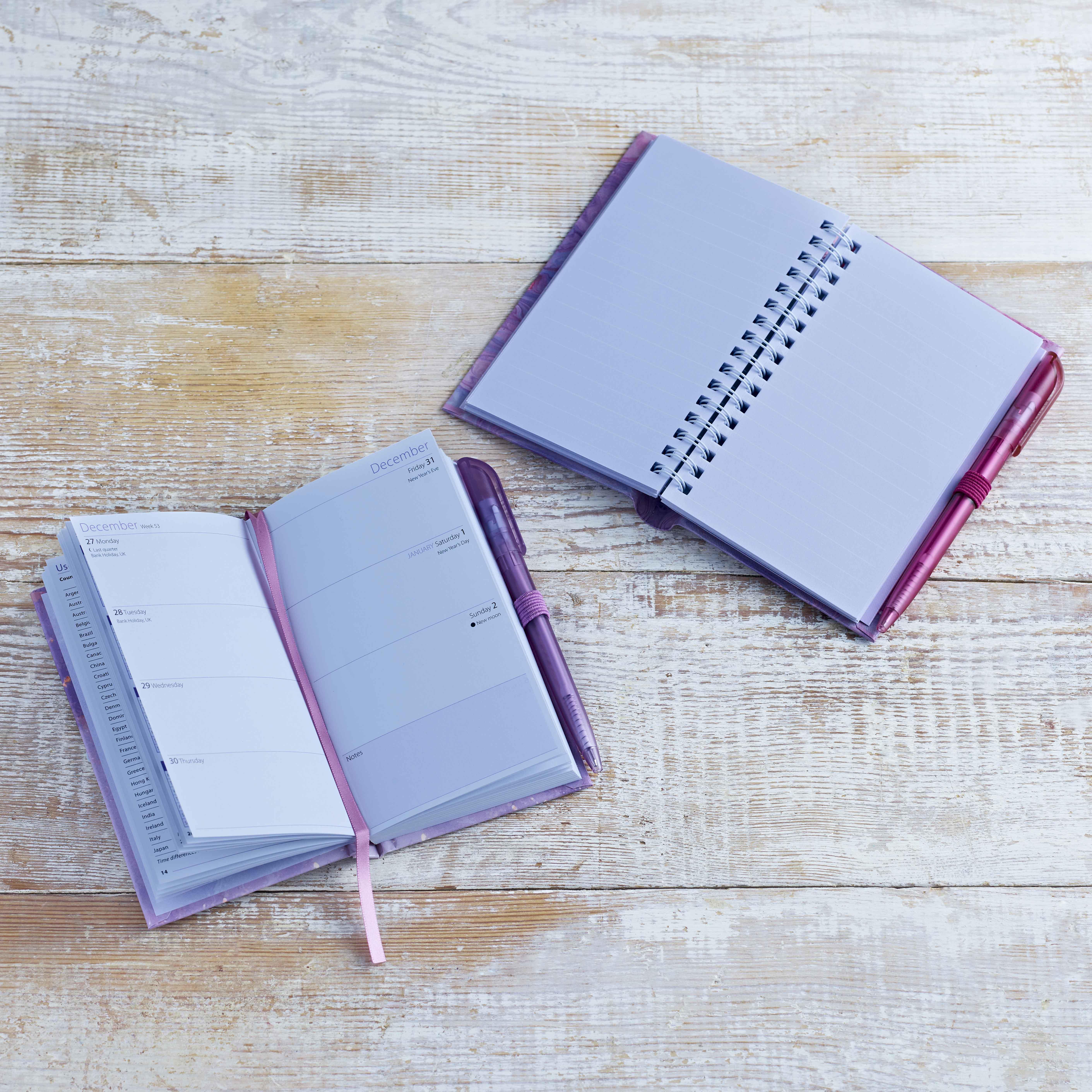 Dairy Diary Set 2022
