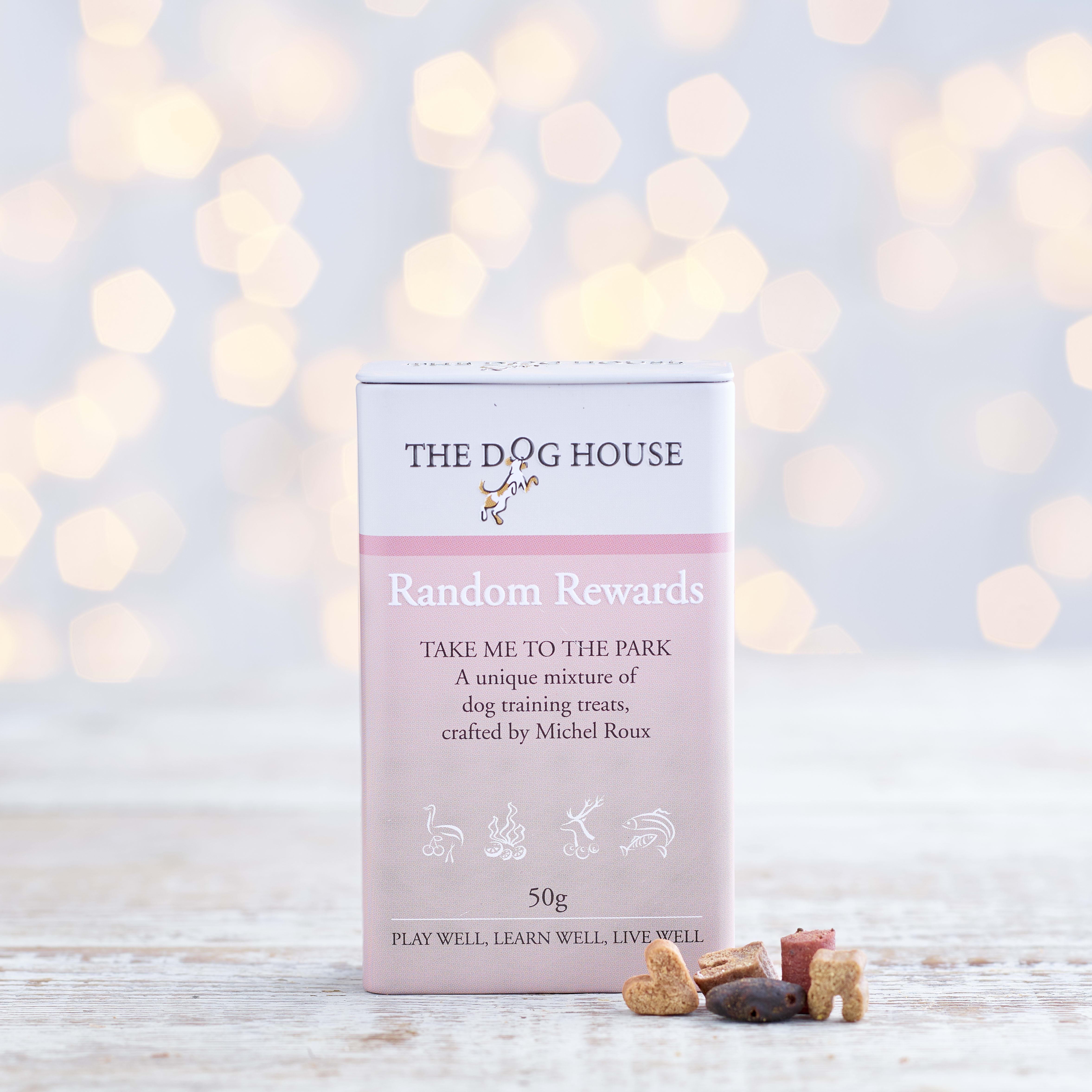 The Dog House Random Rewards Tin, 50g