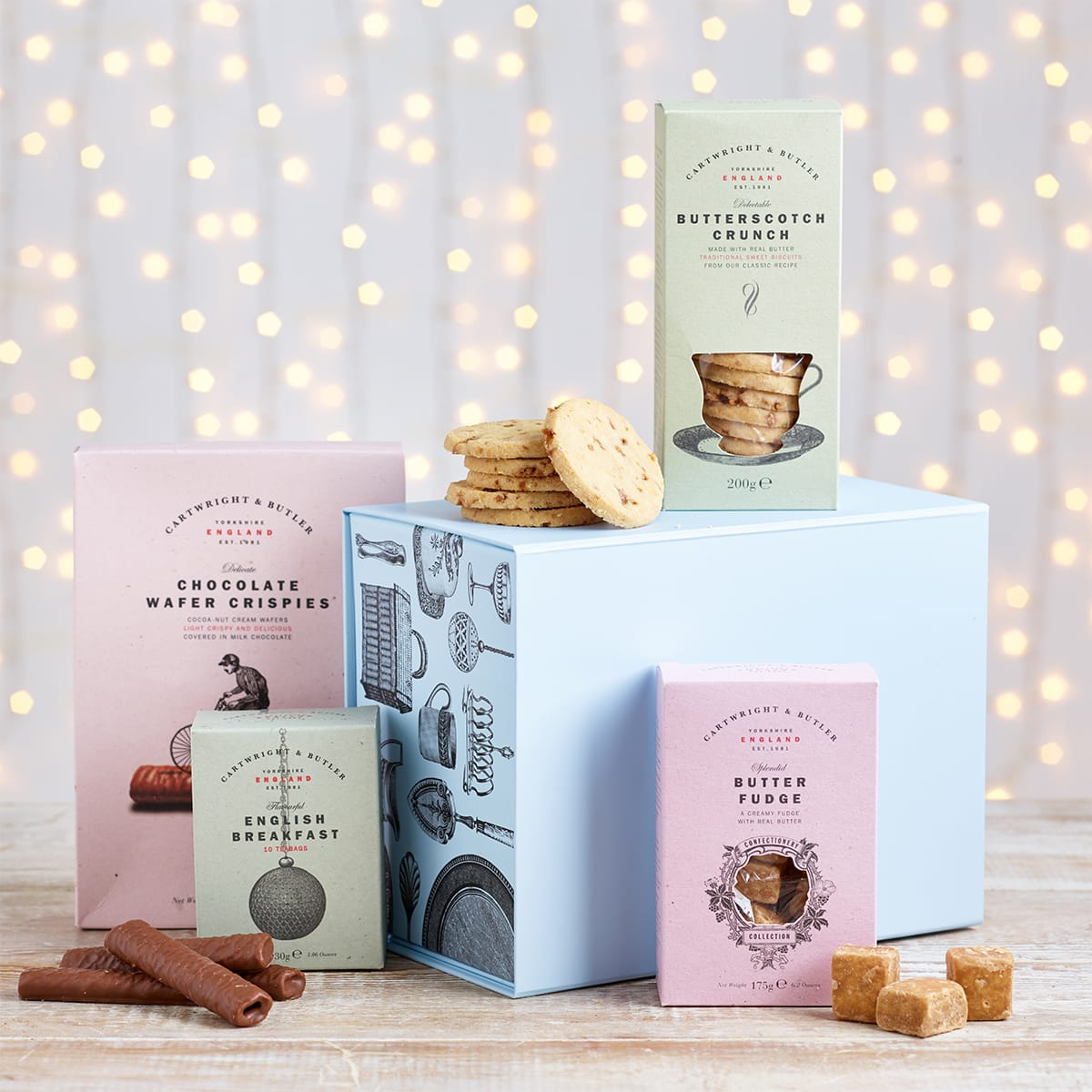 Cartwright & Butler Afternoon Treat Gift Box