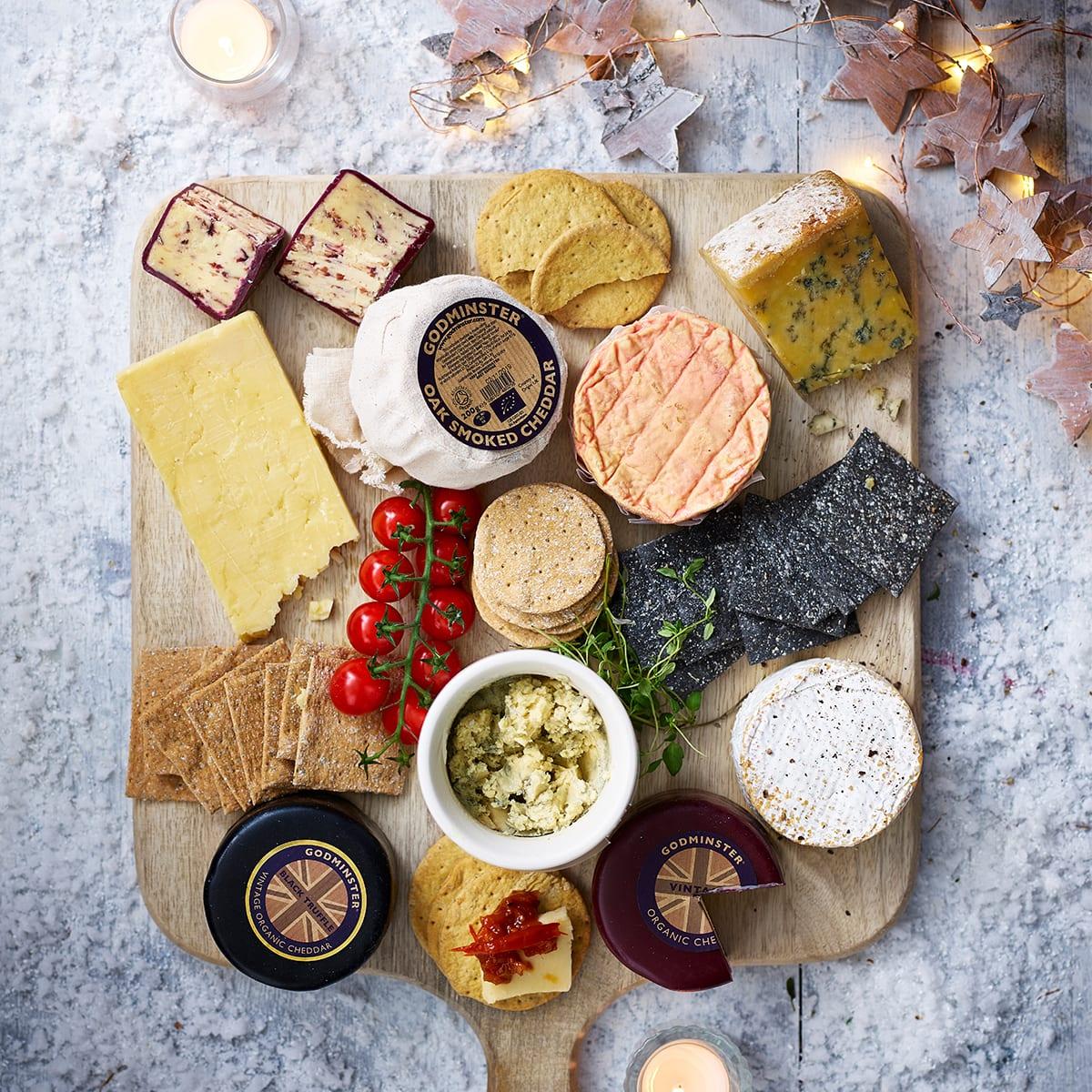 Ford Farm Wensleydale & Cranberry Round Cheese, 200g