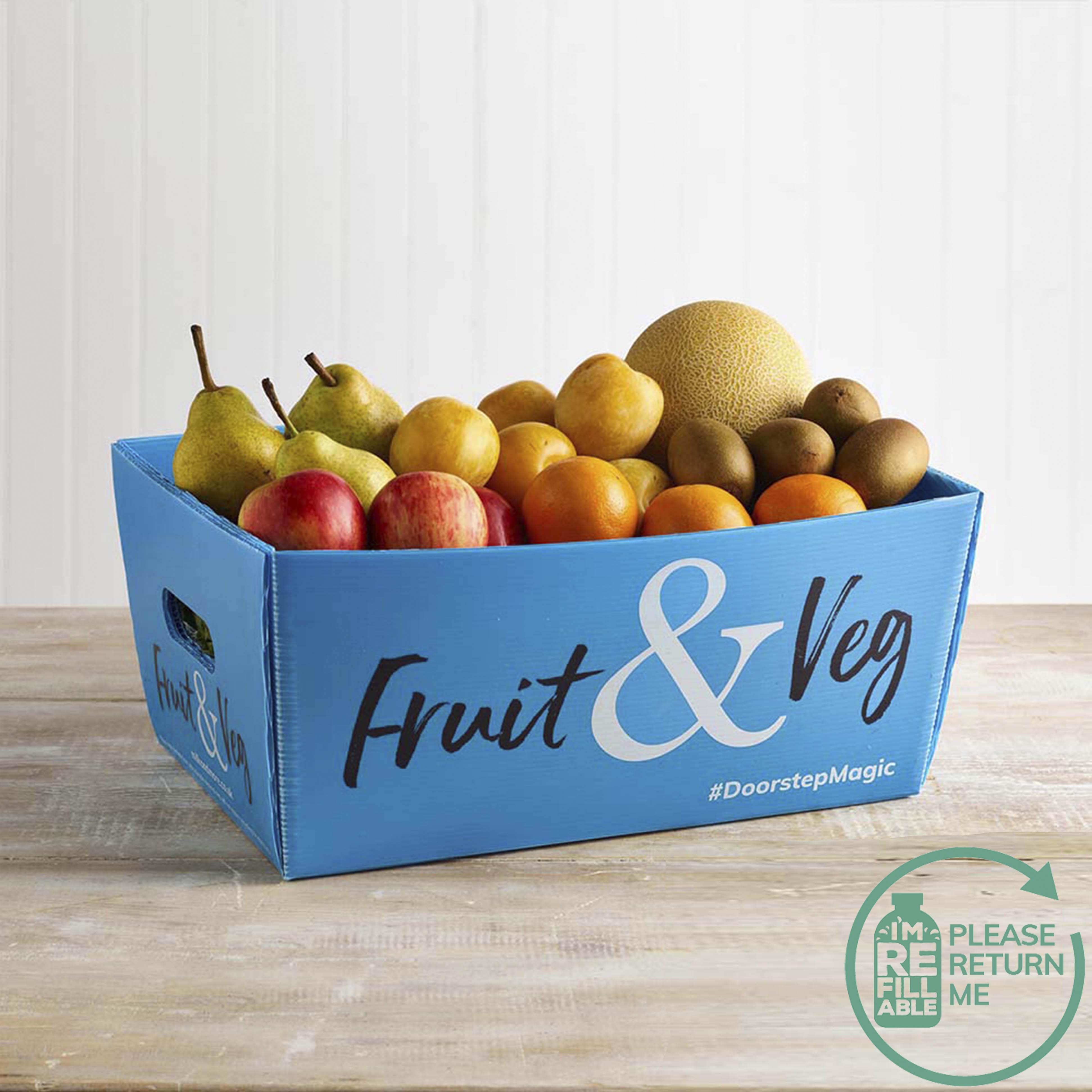 Premium Organic Fruit Box