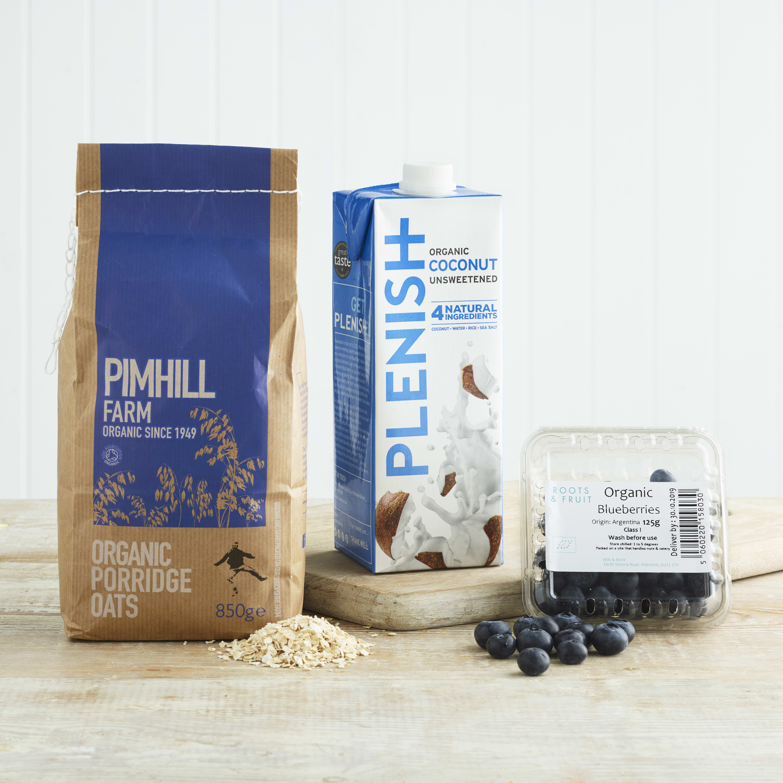 Organic Overnight Oats Bundle