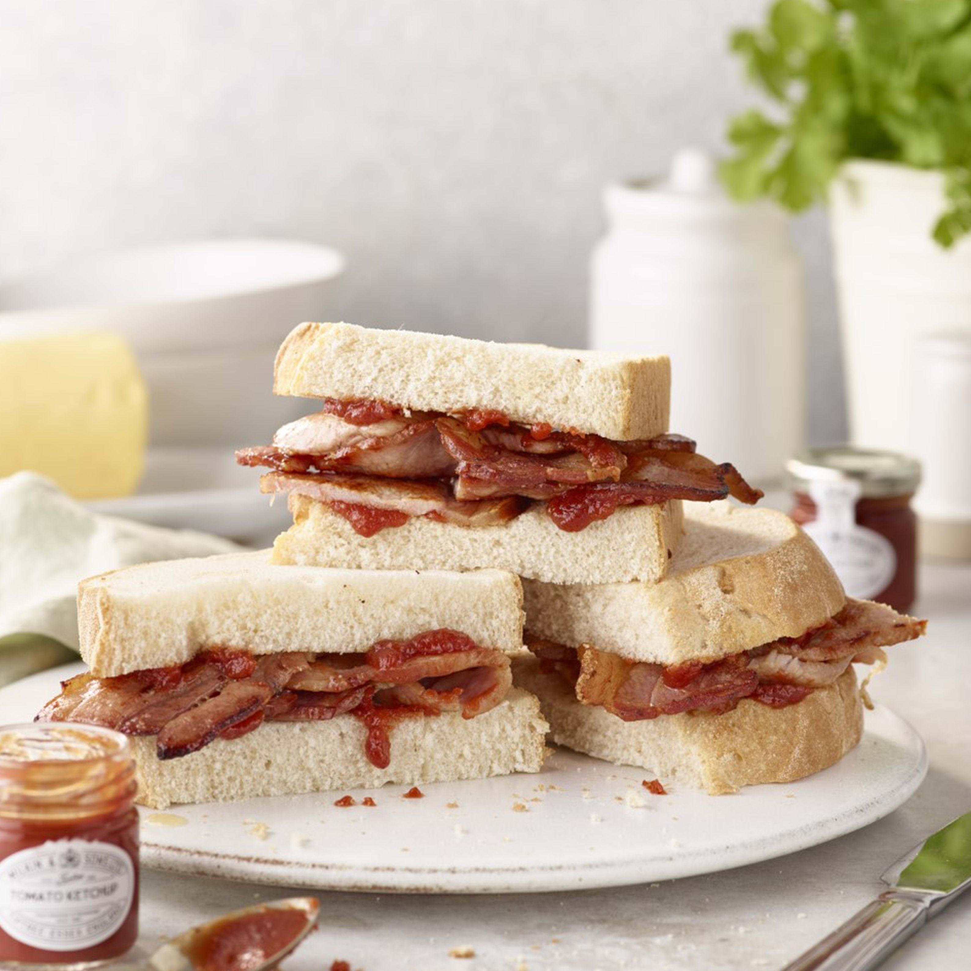 Bacon Buttie Bundle