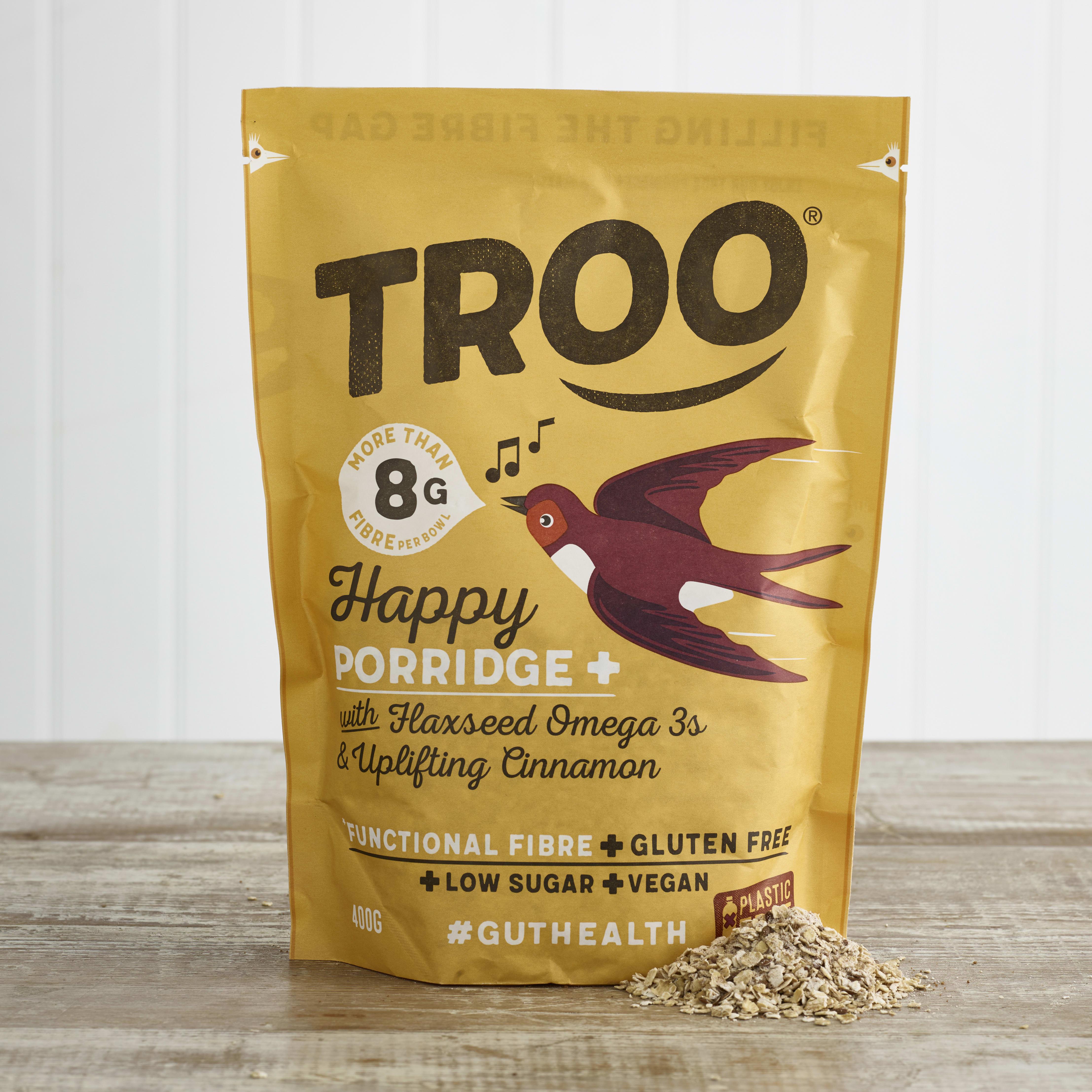 Troo Happy Porridge, 400g