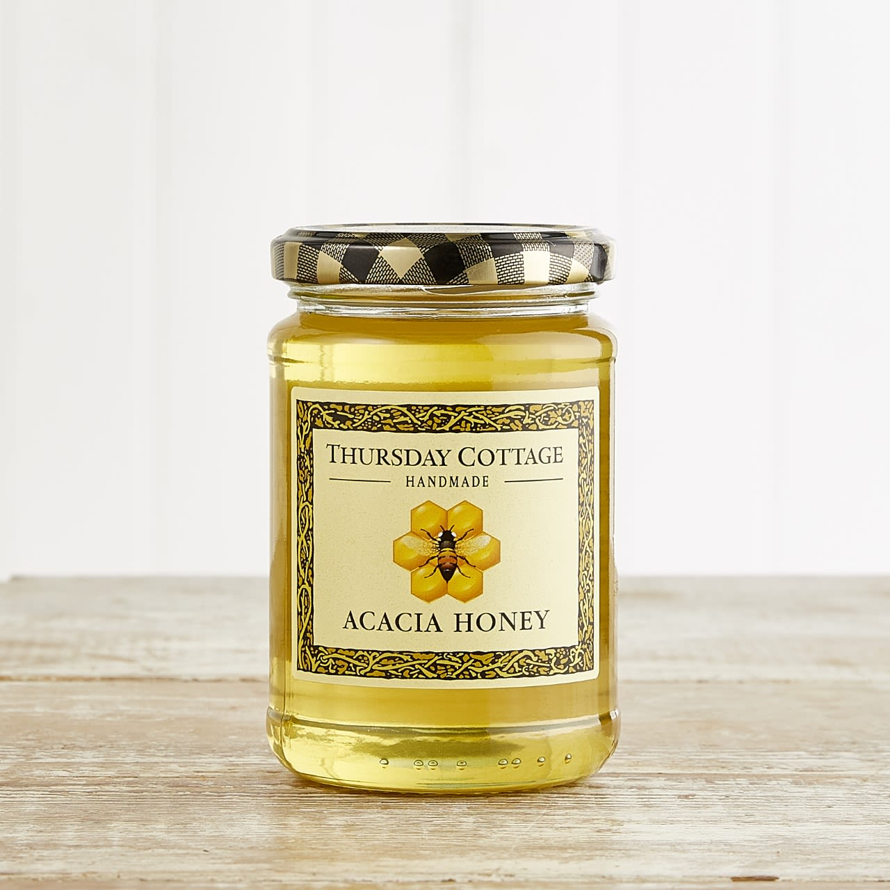 Thursday Cottage Acacia Honey in Glass, 340g