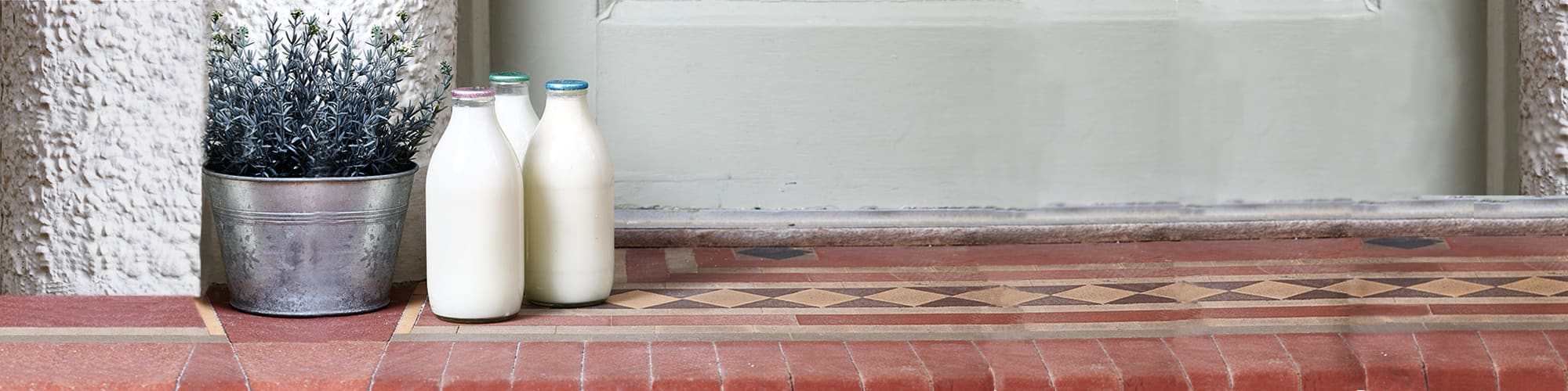 Hassle free deliveries to your door with Milk & More