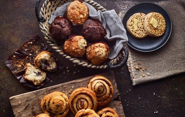 Artisan Bakery cakes