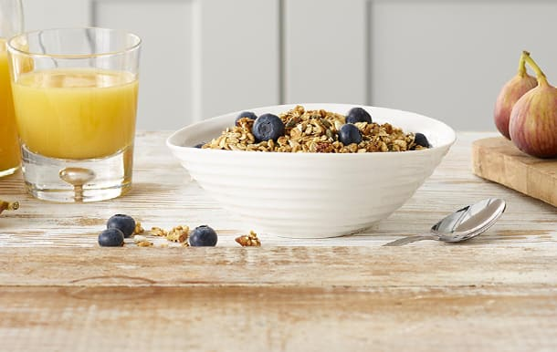 Deliciously Ella cereals