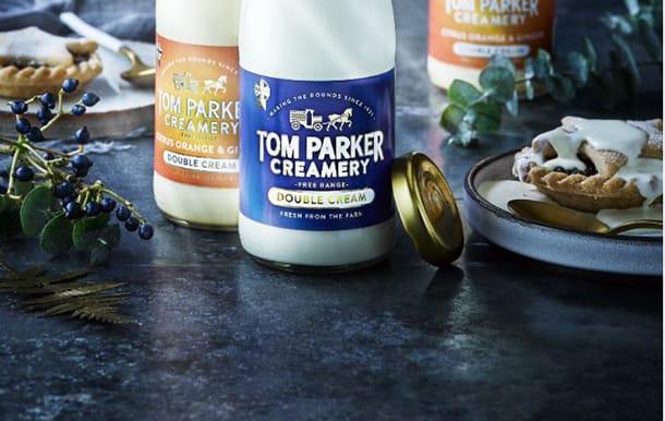 Tom Parker cream