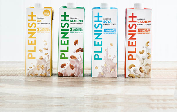 Plenish alt milks