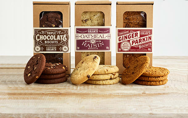 Lottie Shaw biscuits