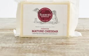 Barber's Mature Farmhouse Cheddar