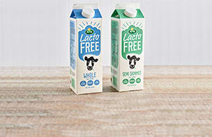 Arla Lactofree milk from Milk & More