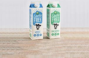 Arla Lactofree milk from Milk & More