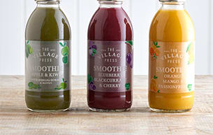 Village Press Smoothies