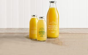 Village Press juices