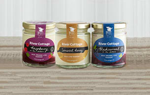 River Cottage yoghurts