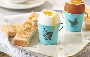 Order eggs online from Milk & More