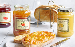 Thursday Cottage Jam, Marmalade and Curd