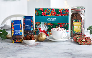 Cocoba chocolate treats