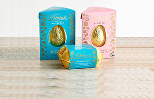 Easter eggs delivery from Milk & More