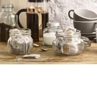 Tea Coffee & Sugar