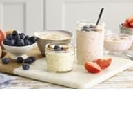 Yoghurts & Desserts