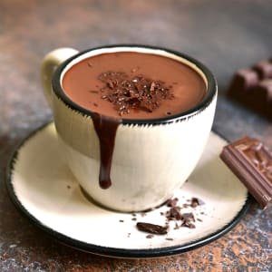 The Dreamiest French-Style Hot Chocolate