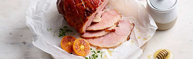 Honey Orange Gammon