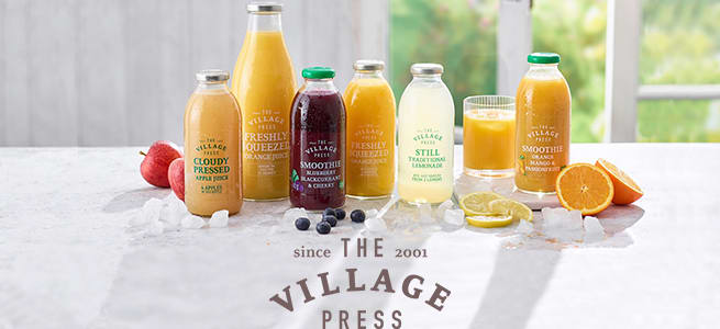The Village Press at Milk & More