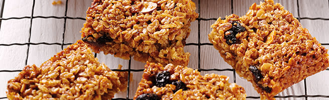 Easy Bake Flapjacks recipe