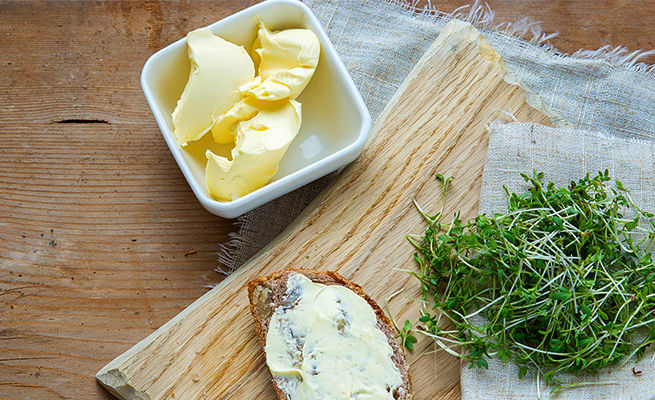 Longman's Rolled Salted Butter