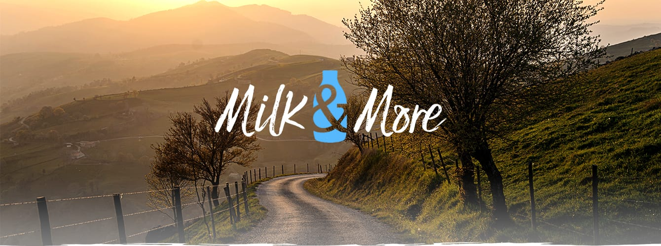 Milk & More What's New
