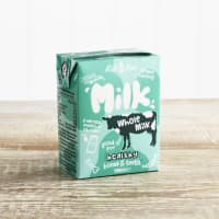 Children's Whole Milk Carton, 189 ml