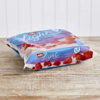 Müllerlight Fat Free Red Fruits Yoghurt, 4 x 175g
