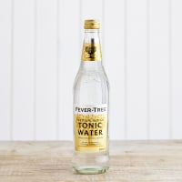 Fever-Tree Indian Tonic Water in Glass, 500ml