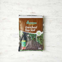 Durstons Enriched Top Soil, 20L