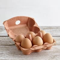 Naturally Free Range Organic Eggs