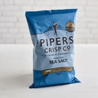 Pipers Crisp Co. Angelsey Sea Salt Crisps, 150g